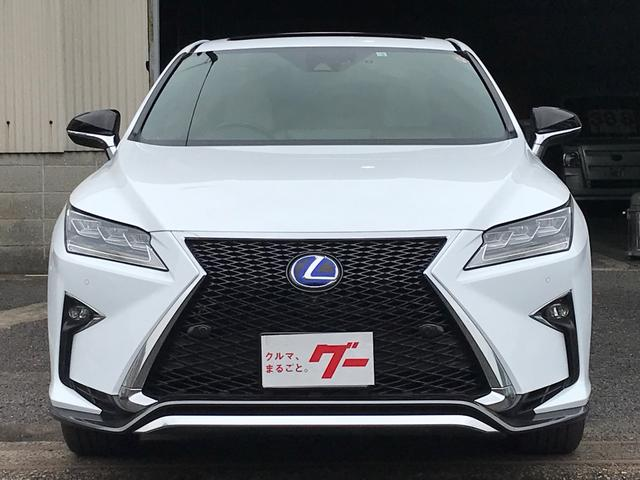 「レクサス」「RX」「SUV・クロカン」「岡山県」の中古車47
