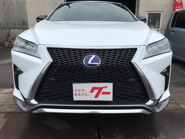 「レクサス」「RX」「SUV・クロカン」「岡山県」の中古車50