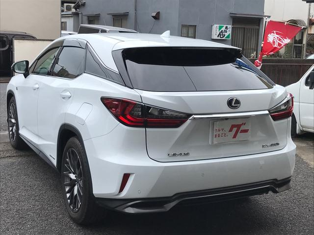 「レクサス」「RX」「SUV・クロカン」「岡山県」の中古車58