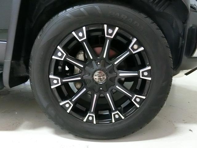 トヨタ FJクルーザー カラーPKG 4WD外AWローダウン外マフラー グリルガード