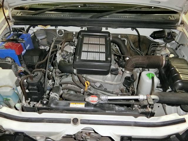 Xアドベンチャー 5MTターボ4WD外FRバンパーリフトUP(20枚目)