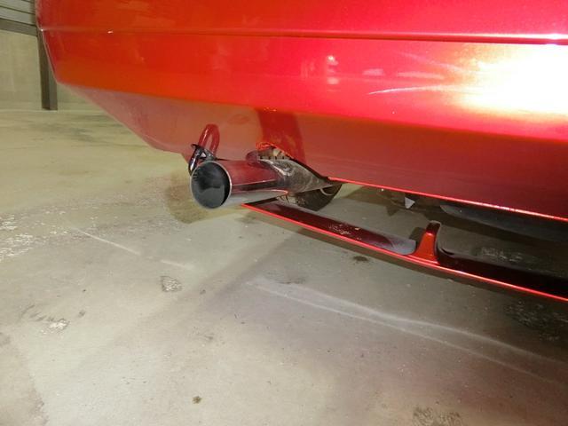 2.8GT-LTD 5MT 外エアロAW 外マフラー 車高調(14枚目)