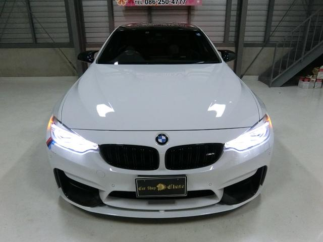 「BMW」「BMW M4」「クーペ」「岡山県」の中古車2