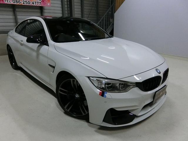 「BMW」「BMW M4」「クーペ」「岡山県」の中古車3