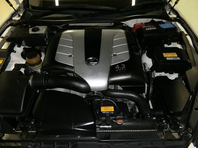 SC430 トムスエアロマフラー19AW Rスポ Tベルト済(20枚目)