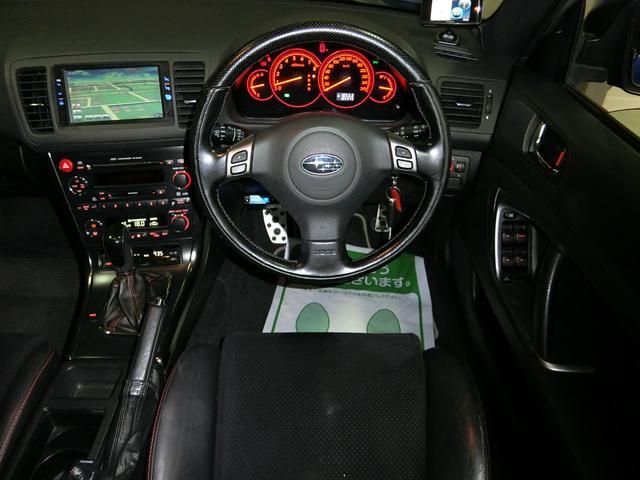 tuned bySTI ターボ4WD エアロAW 外マフラー(14枚目)
