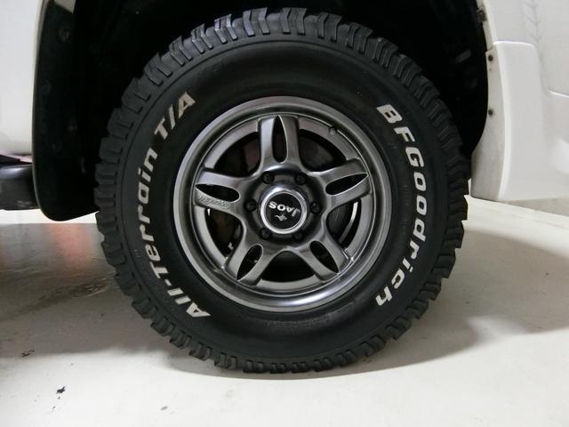 SSR-XLTD 4WD外AWリフトUPナビフルセグウーハー(19枚目)