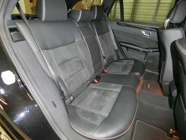 E250ステーションWAVG AMGスポーツPKG 半レザー(12枚目)