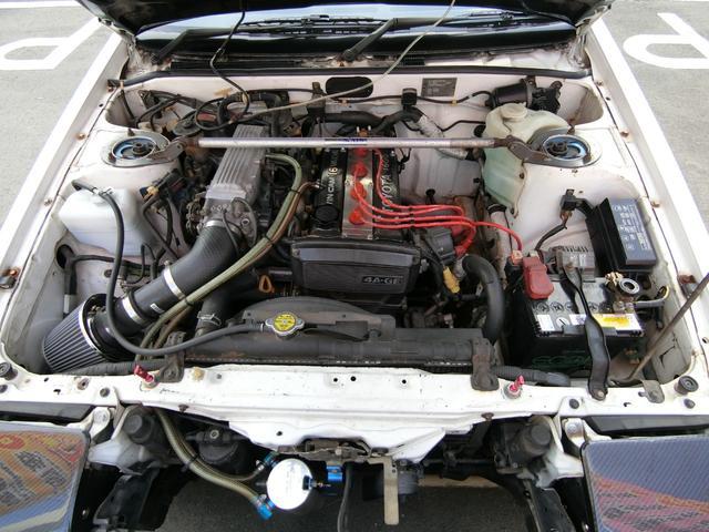 GT-V 5MT エアロ外14AW車高調マフラー バケット席(20枚目)