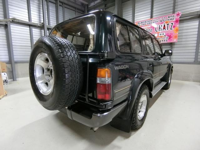 VXLTD 1ナンバー 4WD SR 背面タイヤ 純16AW(7枚目)