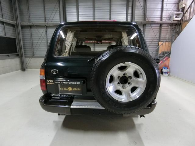 VXLTD 1ナンバー 4WD SR 背面タイヤ 純16AW(8枚目)
