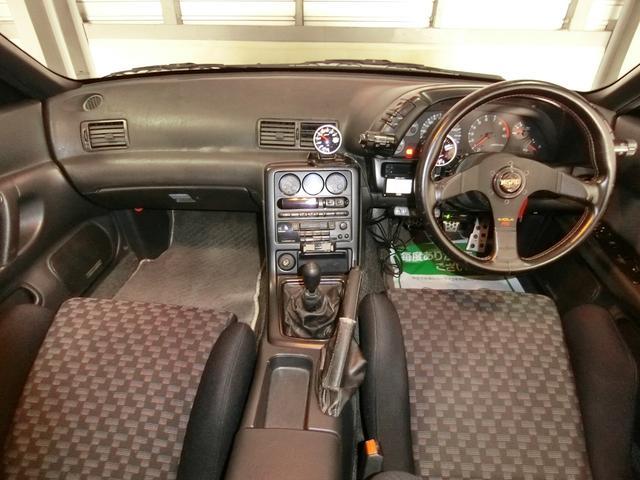 GT-R 5MTターボ4WD エアロ外17AW車高調マフラー(13枚目)