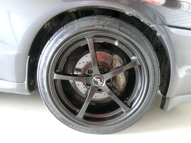GT-R 5MTターボ4WD エアロ外17AW車高調マフラー(19枚目)