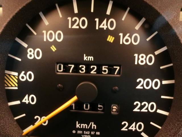 190E2.6スポーツライン Fリップスポ 外16AW車高調(16枚目)