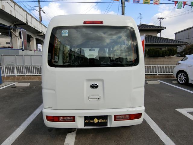 5MT 4WD パワステ エアコン 350kg積 チェーン式(8枚目)