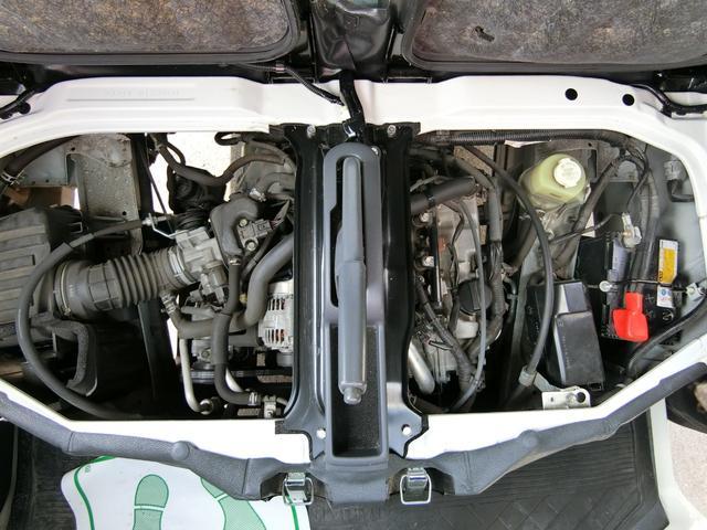 5MT 4WD パワステ エアコン 350kg積 チェーン式(20枚目)