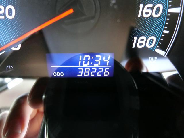 実走行3.8万kmです!嬉しいですね!