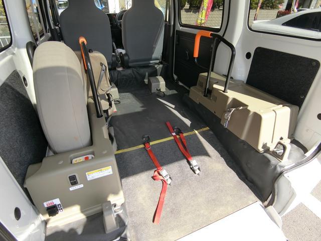 車いす移動車 8ナンバー登録 フル装備 ABS キーレス(12枚目)