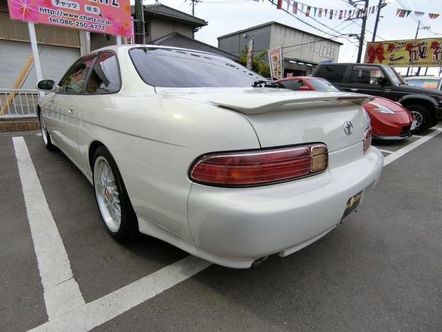 2.5GT-T 5MTターボ エアロ BBS18AW 車高調(6枚目)
