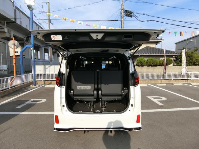 2.5ZAED Gアイズ SR本革 外エアロ21AW車高調(9枚目)