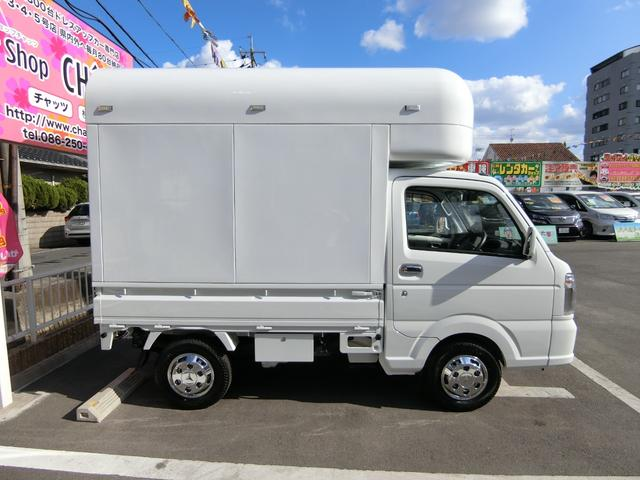 KCスペシャル4WD 荷台 ブレーキS ナビフルセグBカメラ(4枚目)