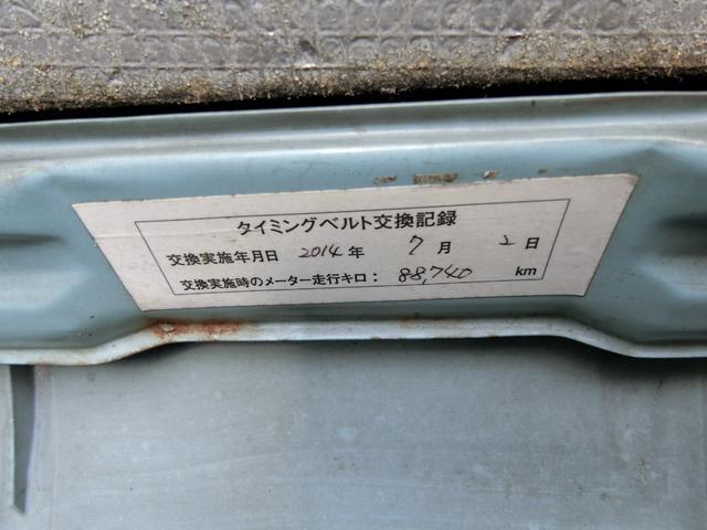キャンバストップ Rレール 内装シート レストア済 ベルト済(18枚目)