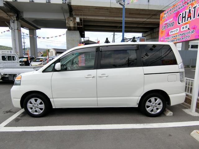 「トヨタ」「ヴォクシー」「ミニバン・ワンボックス」「岡山県」の中古車5