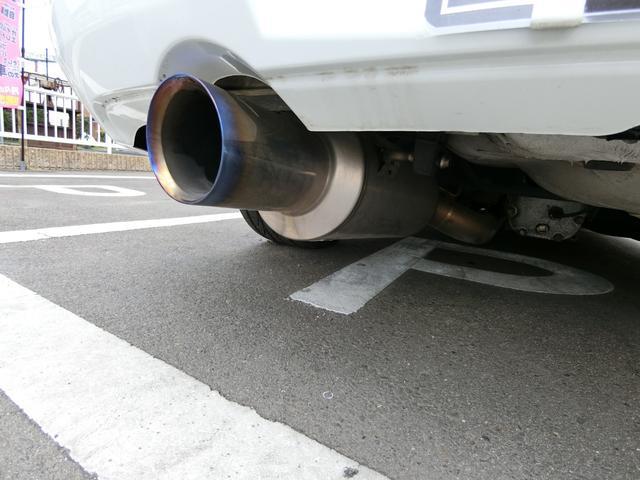 WRX STi 6MTターボ4WD AW車高調HID Rスポ(17枚目)