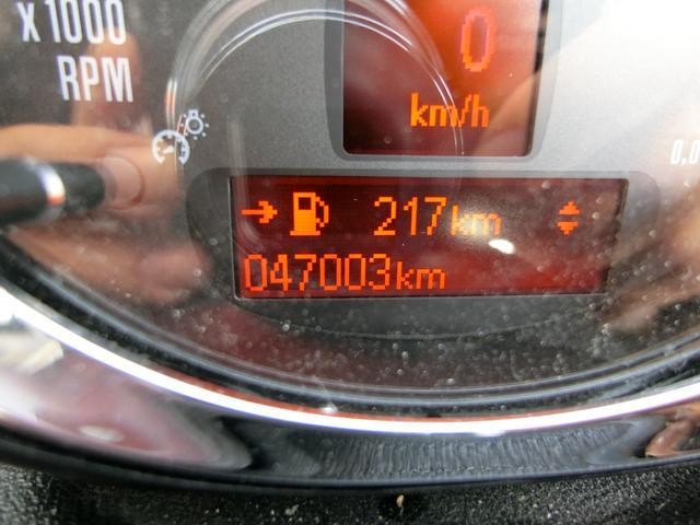 実走行4.7万kmです!嬉しいですね!まだまだ走ります!