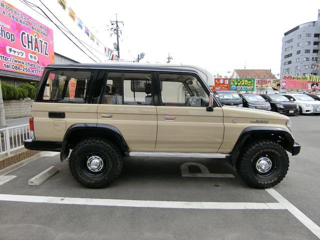 EX Dターボ 4WD SR 外16AWリフトUP 外テール(4枚目)