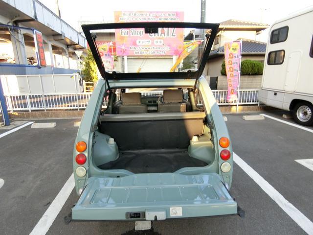 外品14AW ローダウン パワステ エアコン CD ETC(9枚目)