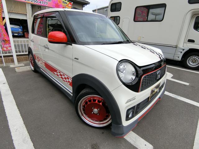 「ホンダ」「N-ONE」「コンパクトカー」「岡山県」の中古車3