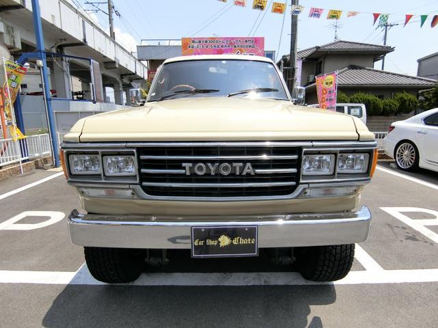 VX 1ナンバー Dターボ4WD 外16AWリフトUP ナビ(2枚目)