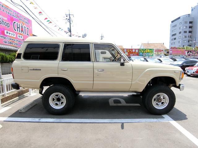 VX 1ナンバー Dターボ4WD 外16AWリフトUP ナビ(4枚目)