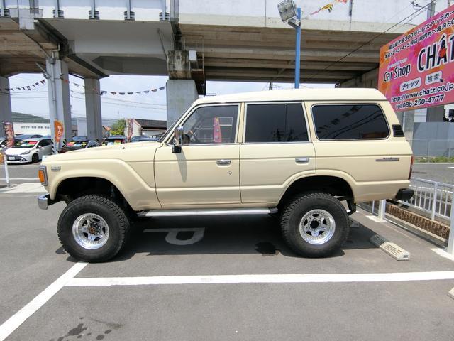 VX 1ナンバー Dターボ4WD 外16AWリフトUP ナビ(5枚目)