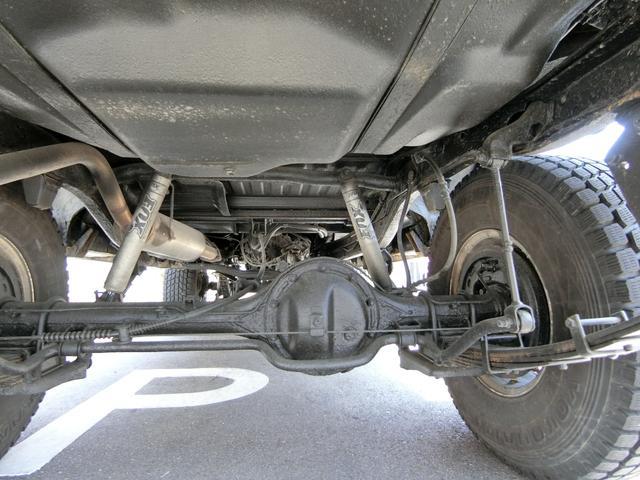 VX 1ナンバー Dターボ4WD 外16AWリフトUP ナビ(17枚目)