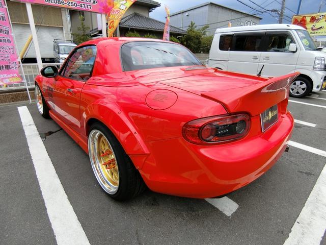 RS RHT ヴァルキリースタイルデモカー オバフェン公認(7枚目)