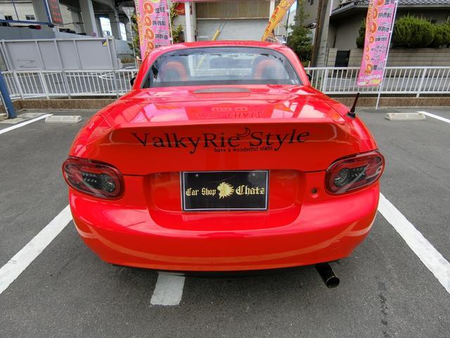 RS RHT ヴァルキリースタイルデモカー オバフェン公認(9枚目)
