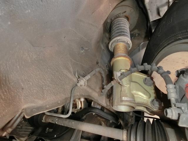 2.0XT ターボ4WD エアロAW車高調 外マフラー半本革(18枚目)