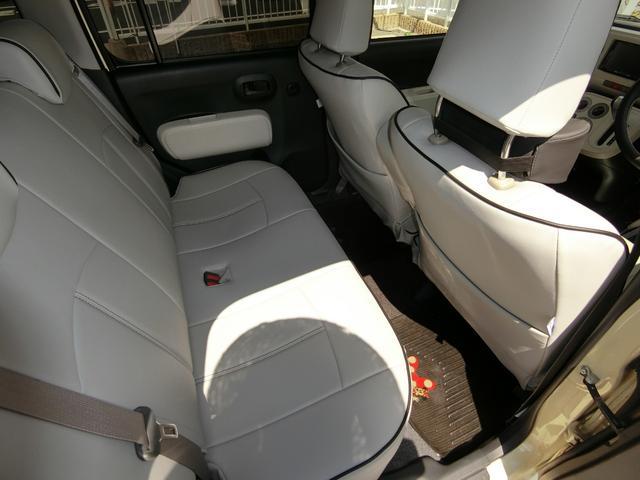 ココアL 16AW車高調 外マフラー革調席テール改アイライン(11枚目)