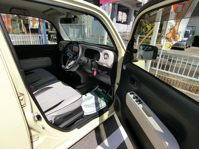 ココアL 16AW車高調 外マフラー革調席テール改アイライン(12枚目)