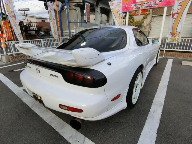 「マツダ」「RX-7」「クーペ」「岡山県」の中古車8