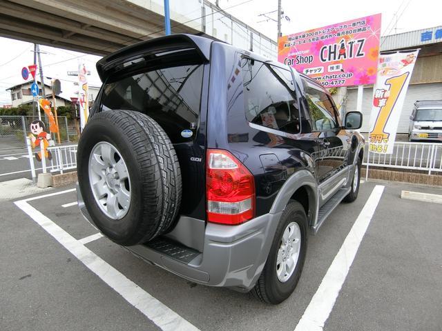 ショートエクシードII エアロ 4WD 大型Gガード 純AW(7枚目)
