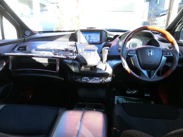 フル装備!HID・ABS・CD・HDDナビ地デジフルセグTV・Bモニター・キーレス・ETC・オートエアコン・など嬉しい装備です。