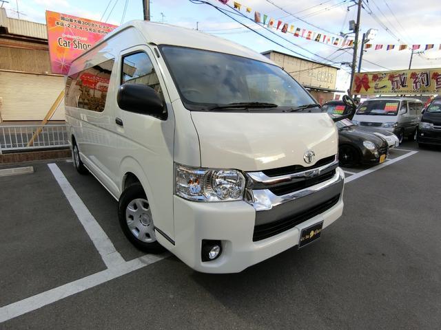 「トヨタ」「ハイエース」「その他」「岡山県」の中古車3