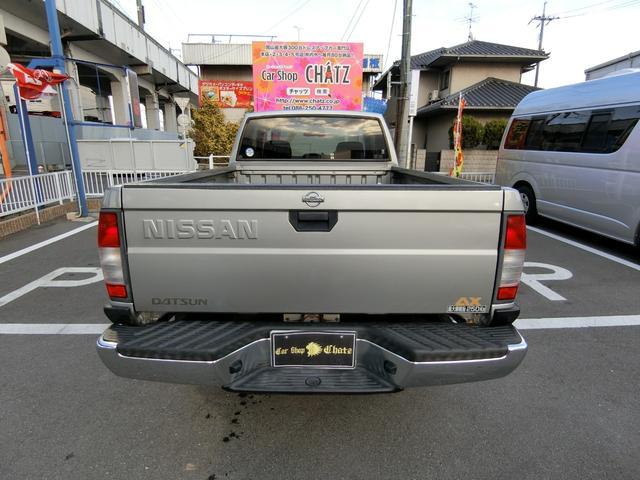 「日産」「ダットサン」「SUV・クロカン」「岡山県」の中古車8