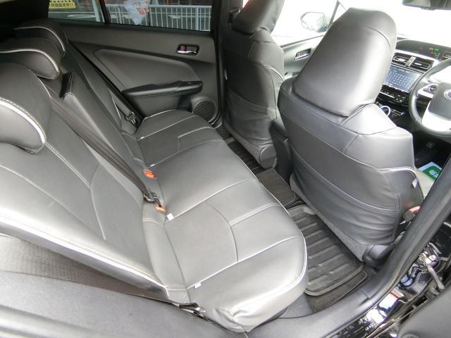 A モデリスタエアロ SR 外19AW車高調マフラー 革調席(10枚目)