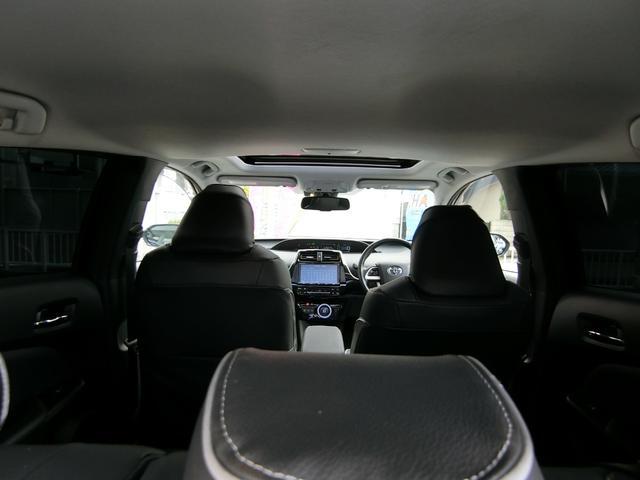 A モデリスタエアロ SR 外19AW車高調マフラー 革調席(21枚目)