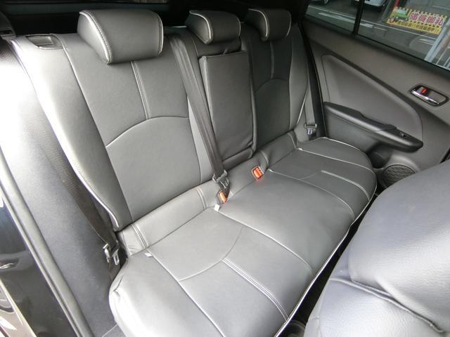 A モデリスタエアロ SR 外19AW車高調マフラー 革調席(22枚目)