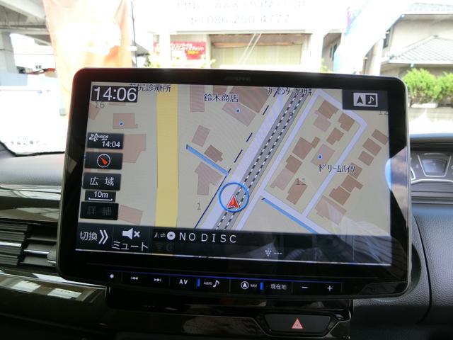 G・EXターボホンダセンシング 2トンカラースタイル ターボ車 アルパイン11型ナビフルセグ Bカメラ 半本革シート 両側パワードア スマートキー LEDライト ETC ドラレコ 純正アルミ プッシュスタート クルコン(25枚目)